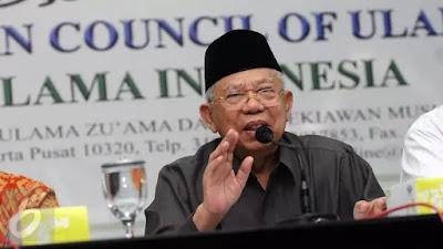 Ketua Umum MUI Minta Prabowo Jangan Lantingkan Tuduhan Yang Tak Jelas