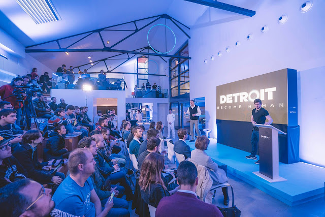 PlayStation presenta la BSO de Detroit: Become Human para PS4 y es presentado en Madrid