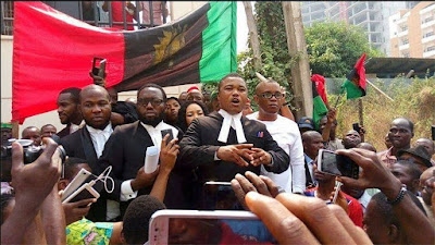 IPOB: BIAFRA REFERENDUM IS AROUND THE CORNER: BIAFRANS, TAKE THE SENSITIZATION TO ALL NOOK AND CRANNY OF BIAFRA LAND