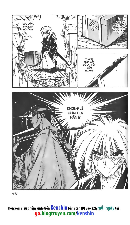 Rurouni Kenshin chap 49 trang 20