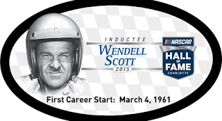 Wendell Scott - #NASCAR Commemorative Decal