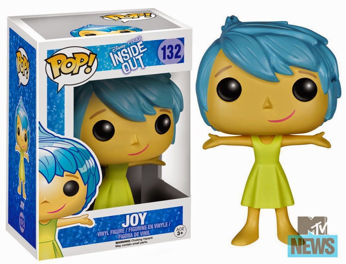 Jos And Toys : New details images on the tomy toy line for inside out