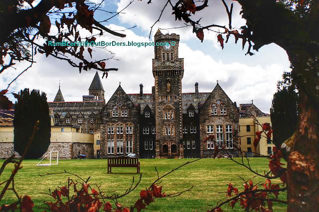 Fort Augustus Abbey, Scotland, UK