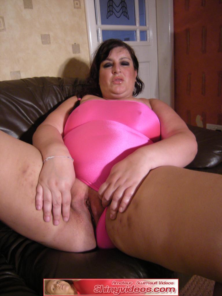 Fat girls in spandex