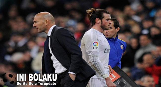 Pertengkaran Bale Dan Zidane Guncang Real Madrid