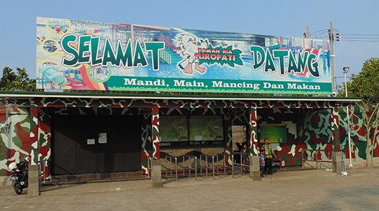 Info Wisata Di Jatim Wisata Taman Ria Suropati