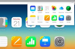 estensione iCloud Dashboard