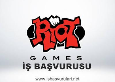 Riot Games iş başvurusu
