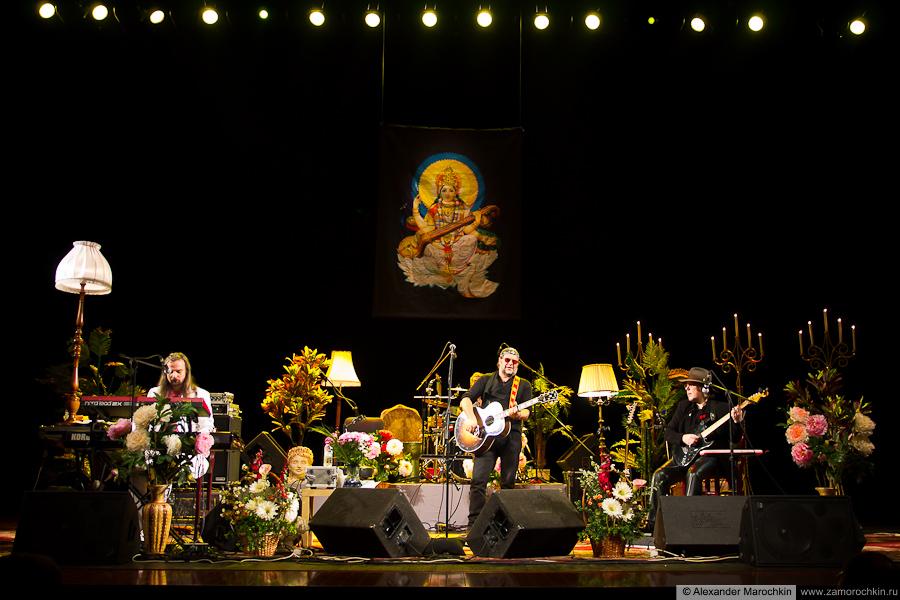 Концерт Бориса Гребенщикова в Саранске