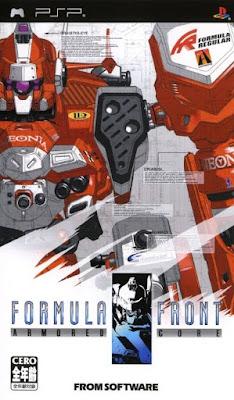 【PSP】裝甲核心 方程式前線中文版(Armored Core - Formula Front International)