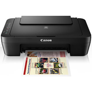 Canon PIXMA MG3040 Driver, Software & Manual Download