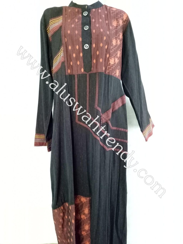 Gamis Muslimah 030