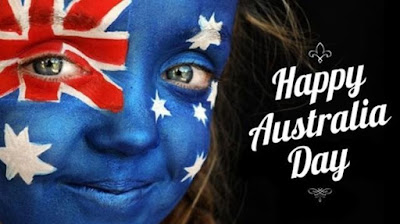 Happy Australia Day 2016 Greeting Cards