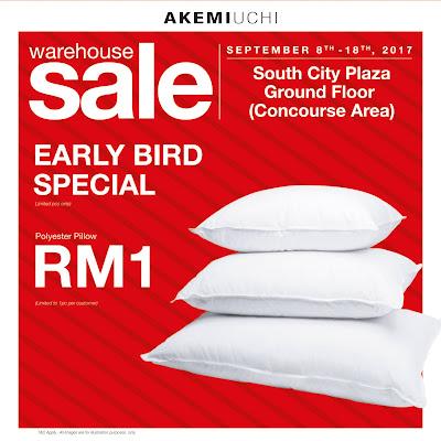 AKEMI UCHI Warehouse Sale