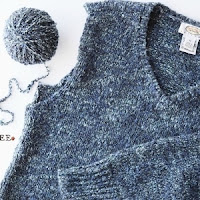 Recycle Yarn From Sweaters by Over The Apple Tree