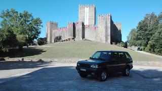 Range Rover P38 Off Road Xperience realizou-se em Guimarães