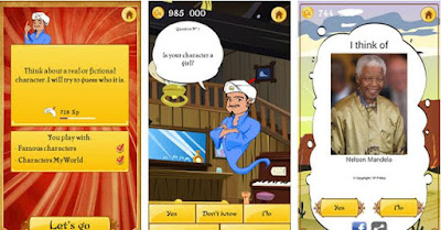 Akinator the Genie Pro Mod v4.09 Apk Unlocked Full Version Terbaru