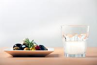 Το ούζο στη διατροφή και το άρωμα του γλυκάνισου