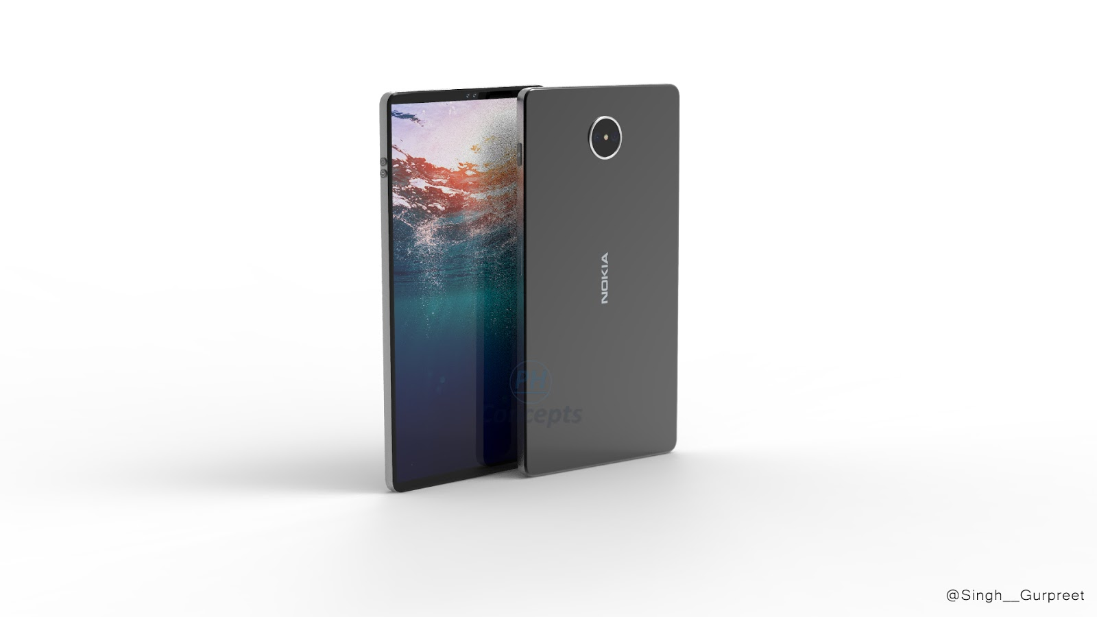 Nokia 11 Futuristic Smartphone 2018 Gadgets Arena