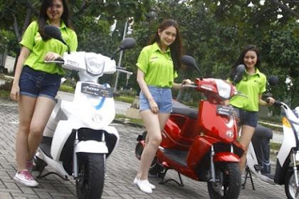 Skuter Listrik Terra Motors Mulai Mengaspal di Indonesia
