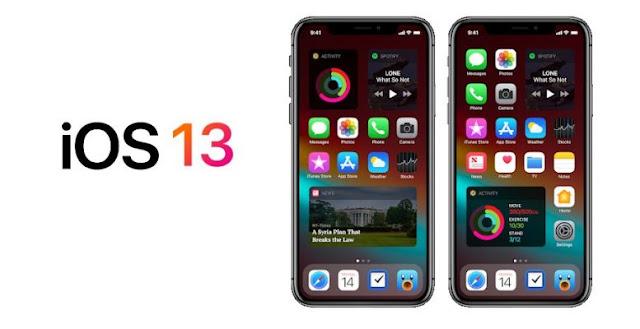 iOS 13 ve Yenilikler