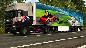 Michelin trailer standalone