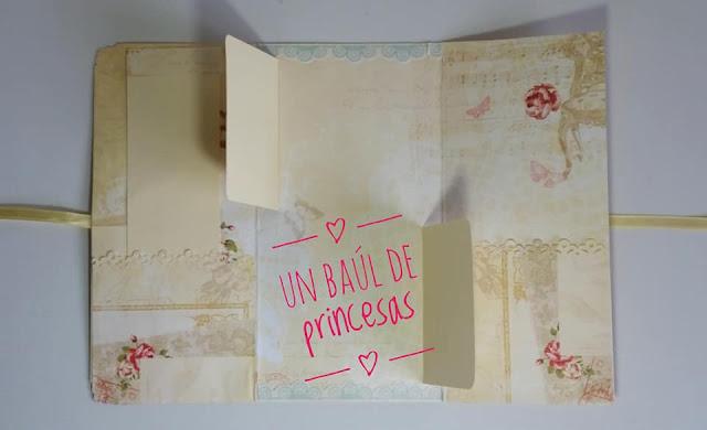 Interior tarjeta regalo