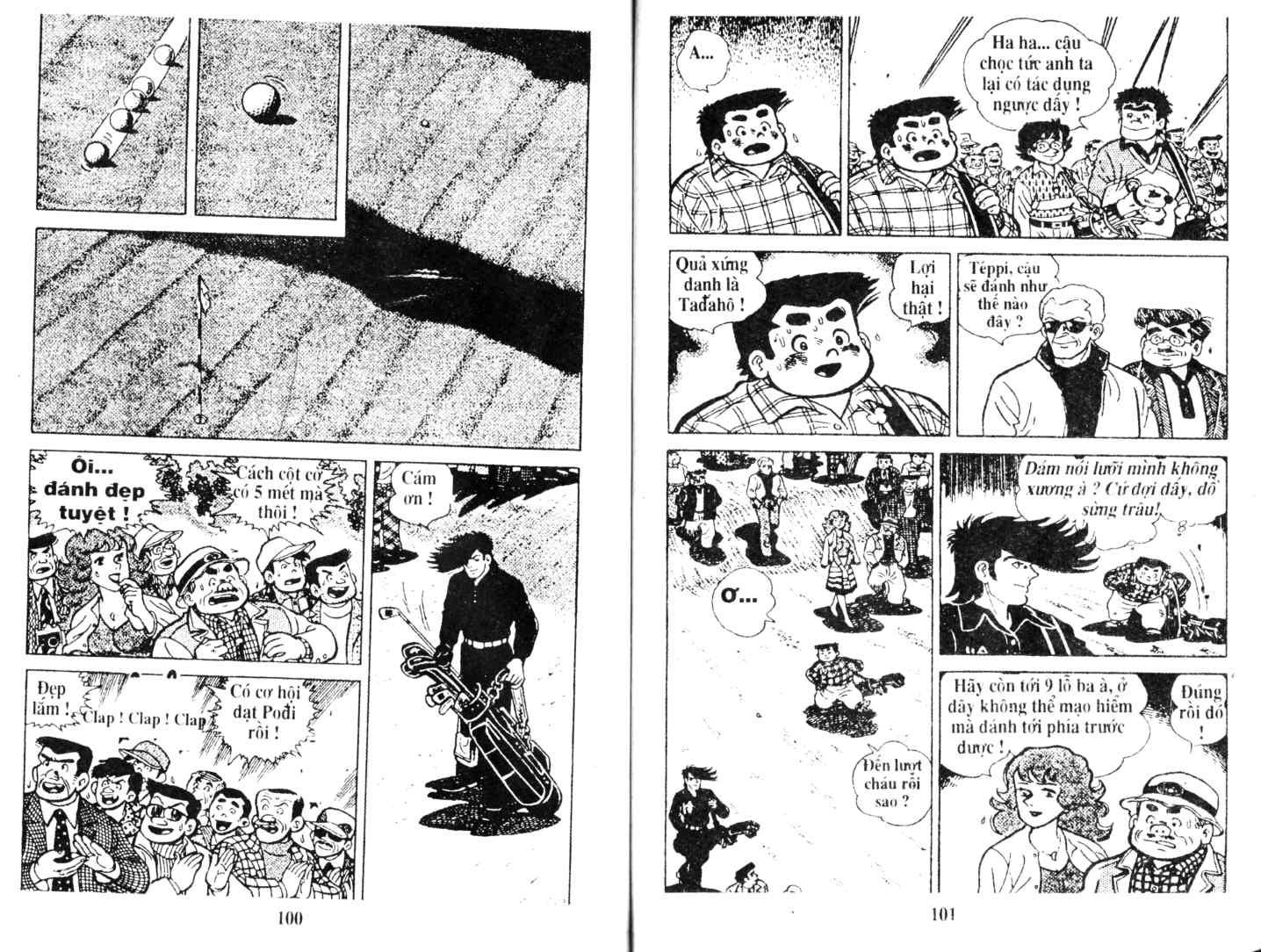 Ashita Tenki ni Naare chapter 5 trang 49