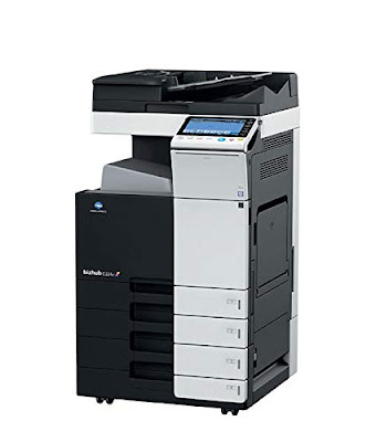 The 2 newspaper drawers are adjustable upward to  Konica Minolta C224e Driver Downloads