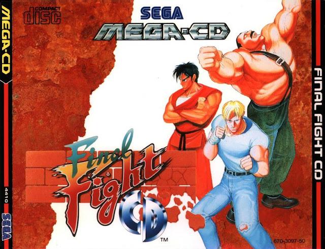 Final Fight (Sega Mega CD)