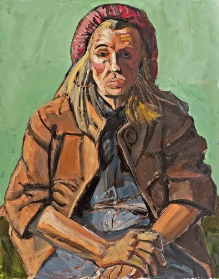 Современная фигуративная художница. Jill Parry