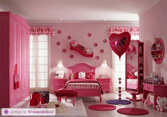 Decorar Dormitorios con Hello Kitty  Ideas para decorar