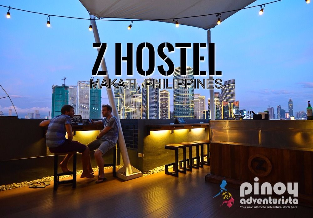 Z Hostel One Of The Hippest Hostels In Makati Updated