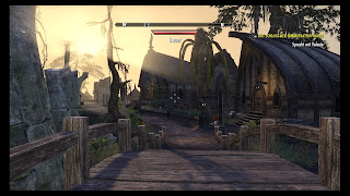 Village in Shadowfen, Elder Scrolls Online