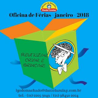 Colônia de Férias Janeiro 2018