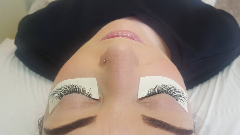 d413e29468a So as I said I am almost a week on from getting my lashes on. So far I am  extremely conscious not to be at my eyes. individual lashes are glues on ...