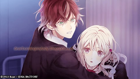Dear Burning My Lady: Diabolik Lovers : More Blood