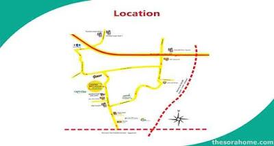 Lokasi:  Jl.Merawan No.1 Pangkalan Jati kec.Cinere Depok