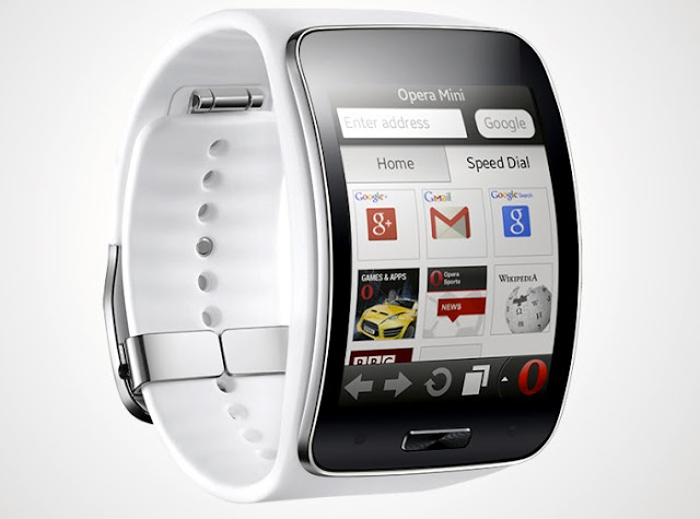 Awesome Tech Gadgets Gifts For Christmas SAMSUNG SMARTWATCH