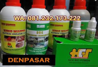 Jual SOC HCS, KINGMASTER, BIOPOWER Siap Kirim Denpasar