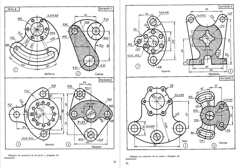 Libro de Dibujo Tecnico PDF MEGA  Identi