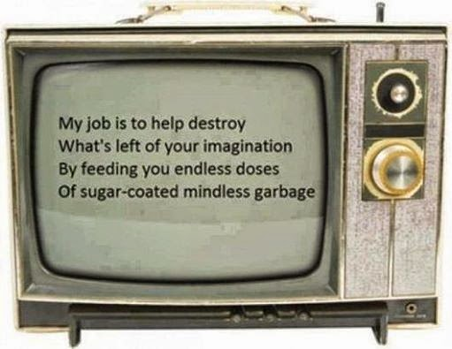 What TV can do
