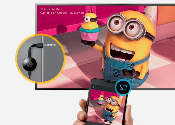 不怕Apple TV!Google更新Chromecast,維持低價但娛樂功能更強大