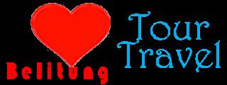 travel agent wisata bangka belitung