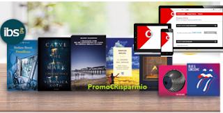 Logo Vodafone Online Ricarica & Gioca: vinci ogni giorno 301 buoni IBS