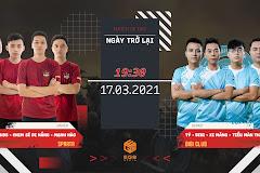 19h30 ngày 17/3, Sparta vs BiBi Club: Chim Sẻ Đi Nắng trở lại, kết cục có thay đổi?