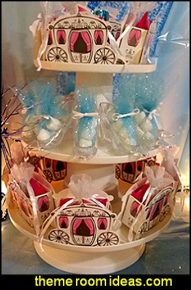 Mini Carriage Treat Boxes  Cinderella party themed decorations - princess Cinderella party props - Cinderella costume  - Cinderella party decor - Disney princess Cinderella party ideas - Cinderella party decorations -   Once Upon a Time theme party - princess party props - princess castle decoration props -  Fairytale  party props - Princess & Knight Party Ideas