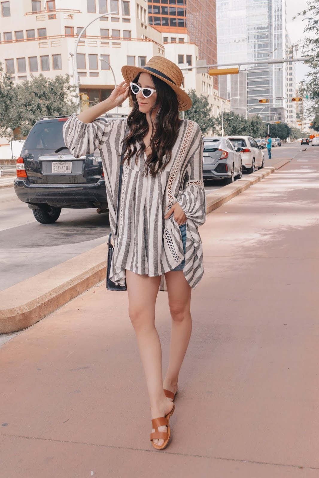 Casual Summer Outfit 2018