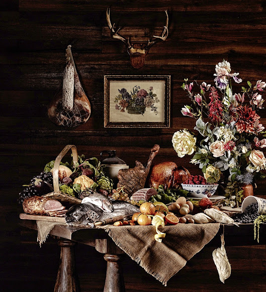 David Morris Photography: A Dutch Master Inspired Shoot