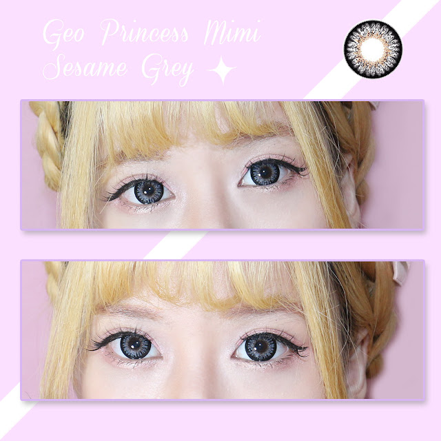 Geo Princess Mimi Sesame Grey Bambi series review